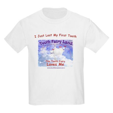 Tooth Fairy Kids Light T-Shirt