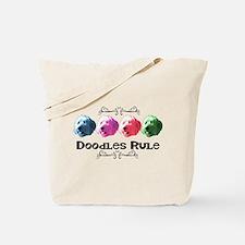 New Doodles Rule! Tote Bag