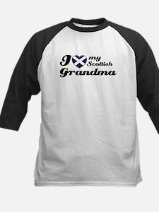 I love My Scottish Grandma Tee