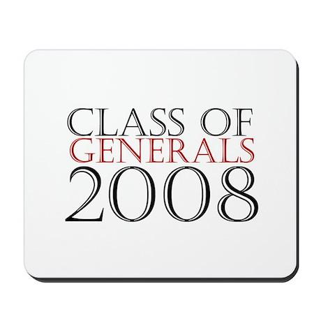 Generals 2008 Mousepad