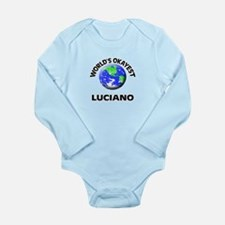 World's Okayest Luciano Body Suit