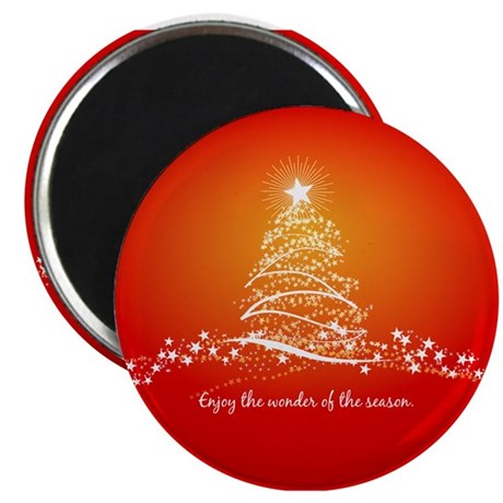 "Wonder of the Season 2.25"" Magnet (10 pack)"