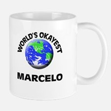 World's Okayest Marcelo Mugs