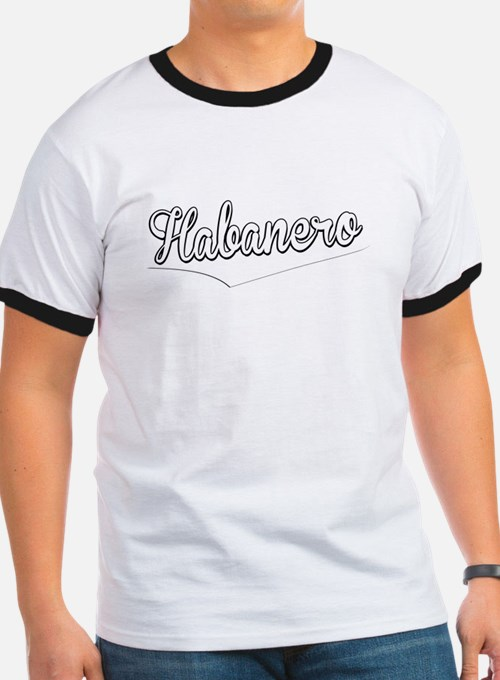Habanero, Retro, T-Shirt