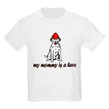 My mommy is a hero (fire) T-Shirt