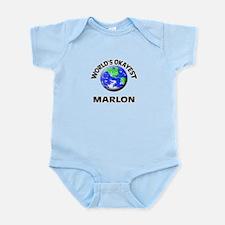 World's Okayest Marlon Body Suit