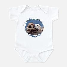 Golden Retriever - Sharing is Infant Bodysuit