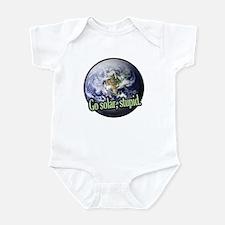 Go Solar, Stupid! Infant Bodysuit