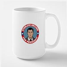 Archer Sterling Archer for President Mug