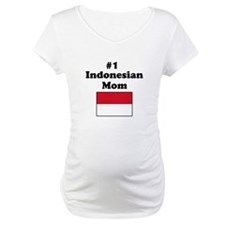 #1 Indonesian Mom Shirt