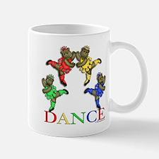 Dancing Ballerina Bears Mug