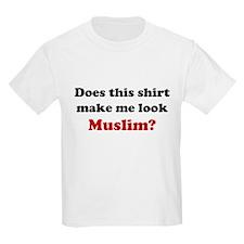 Make Me Look Muslim T-Shirt
