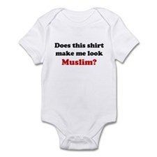 Make Me Look Muslim Infant Bodysuit