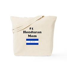 #1 Honduran Mom Tote Bag