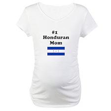 #1 Honduran Mom Shirt