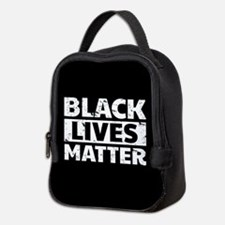 Black Lives Matter Neoprene Lunch Bag