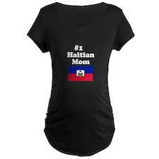 #1 Haitian Mom T-Shirt