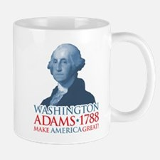 Washington/Adams- Make America Great Mug