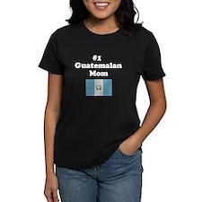 #1 Guatemalan Mom Tee