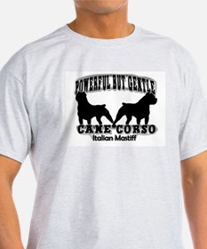 Powerful Cane Corso T-Shirt