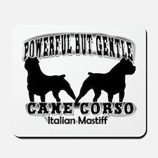 Powerful Cane Corso Mousepad