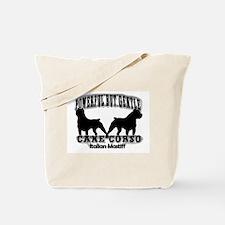 Powerful Cane Corso Tote Bag