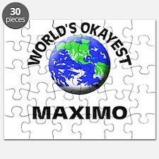 World's Okayest Maximo Puzzle