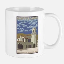 Death Valley, California - Scotty's Castle Mugs