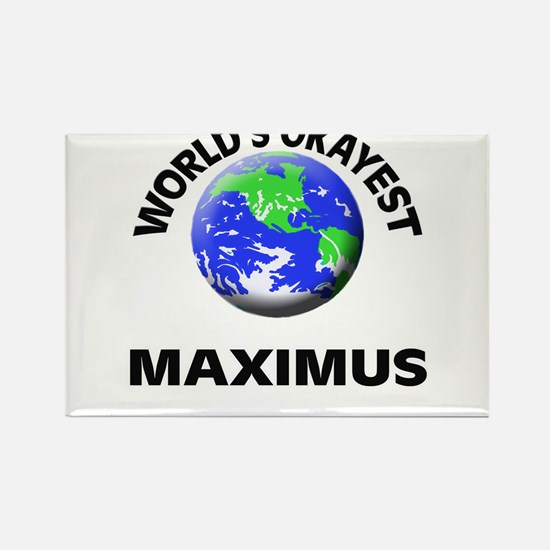 World's Okayest Maximus Magnets