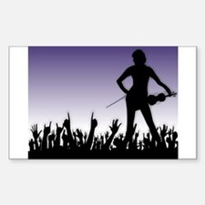 On Stage Halftone Decal