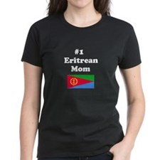 #1 Eritrean Mom Tee