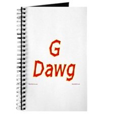 G Dawg Journal