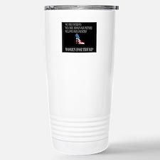 Women for Trump Travel Mug