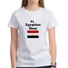 #1 Egyptian Mom Tee