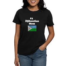 #1 Djiboutian Mom Tee