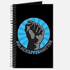 Black Lives Matter Fist Journal