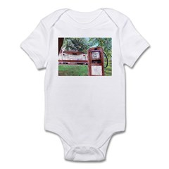 Old Natchitoches Market Infant Bodysuit