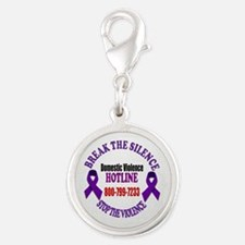 Break The Silence Of Domestic Violence Charms