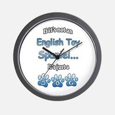 English Toy Not Wall Clock