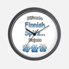Finnish Spitz Not Wall Clock
