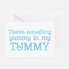 Yummy Tummy Greeting Cards (Pk of 10)