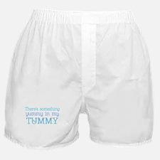 Yummy Tummy Boxer Shorts