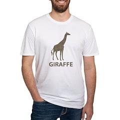 Vintage Giraffe Shirt