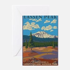 Lassen Volcanic National Park, CA - Painted Dunes