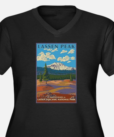 Lassen Volcanic National Park, CA - Painted Dunes