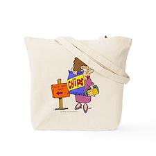 Social Work Party Tote Bag
