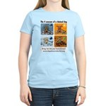 4 Seasons of Chained Dog Women's Light T-Shirt