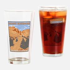 Mt Rushmore National Park, South Dakota Drinking G