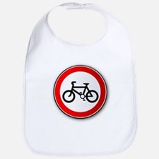 Cyclist Road Traffic Sign Bib