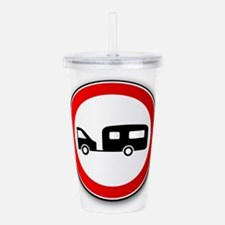 Caravan Road Traffic S Acrylic Double-wall Tumbler